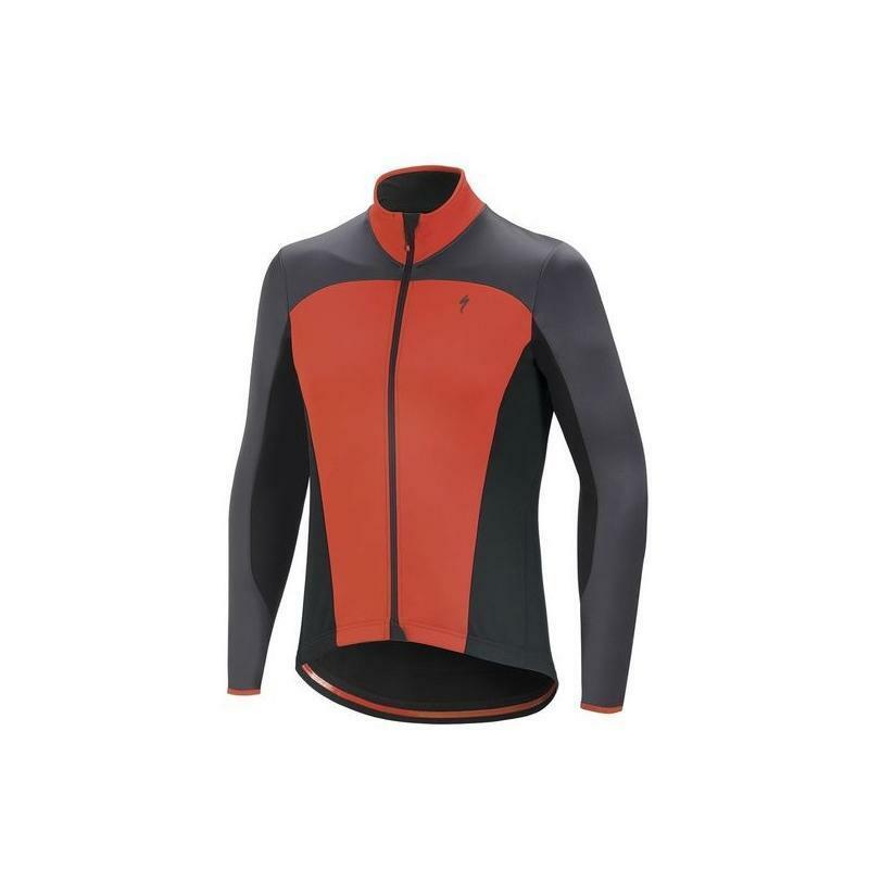 specialized specialized giacca element rbx sport rosso/grigio