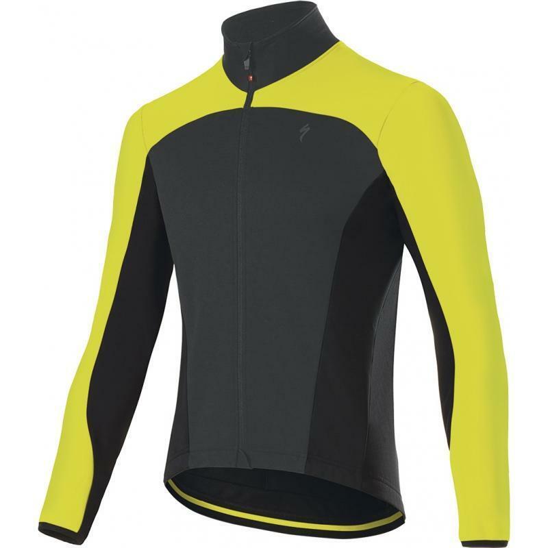 specialized specialized giacca element rbx sport grigio/giallo