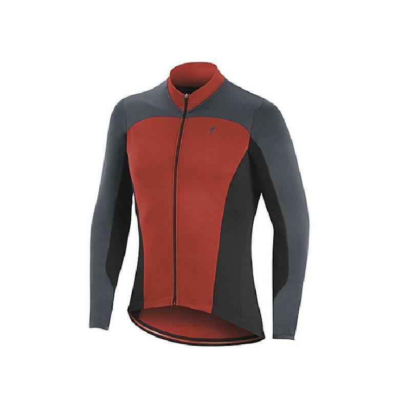 specialized specialized giacca therminal rbx sport rosso