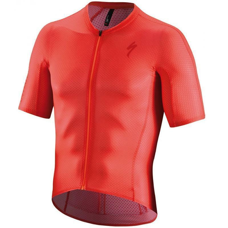 specialized specialized maglia sl light rosso