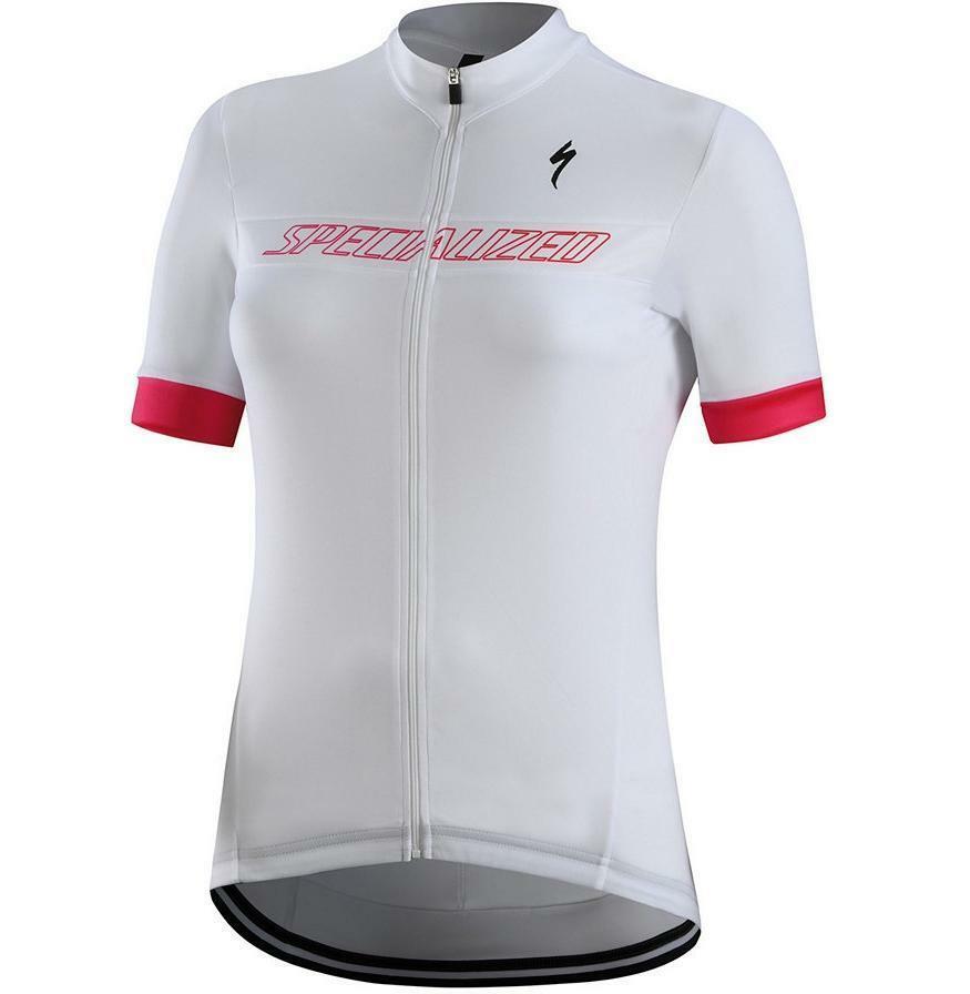 specialized specialized maglia rbx sport logo donna bianco