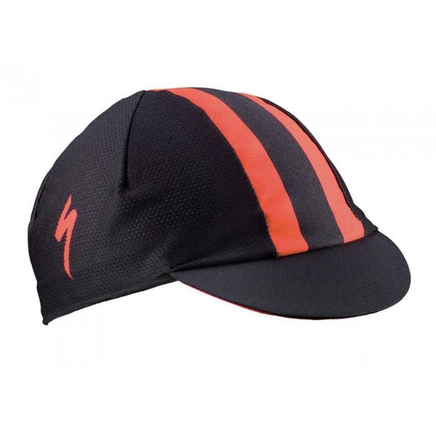 specialized specialized cappellino ciclista light nero