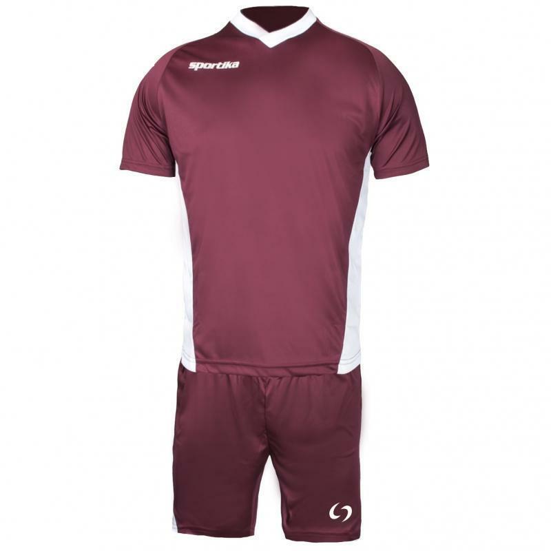sportika sportika kit calcio basilea bordeaux/bianco