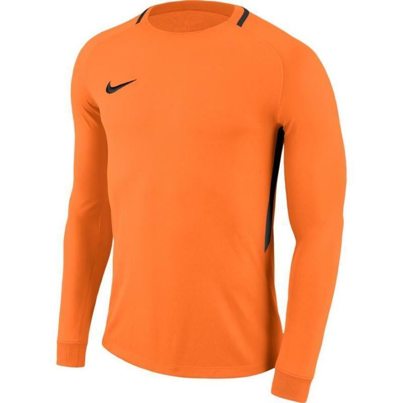 nike nike maglia portiere park goalie iii bambino arancio