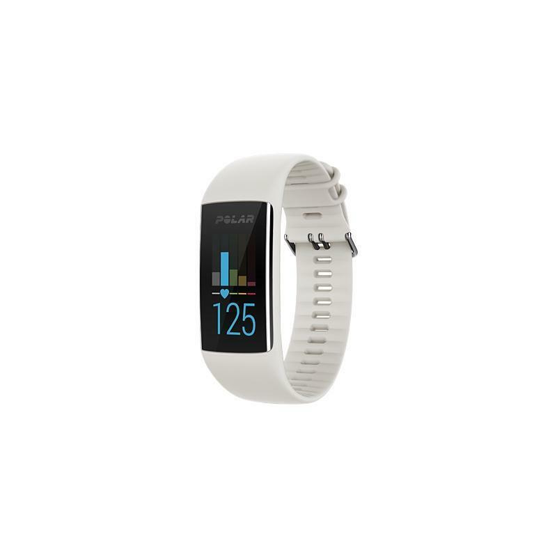 polar polar smartwatch a370 bianco