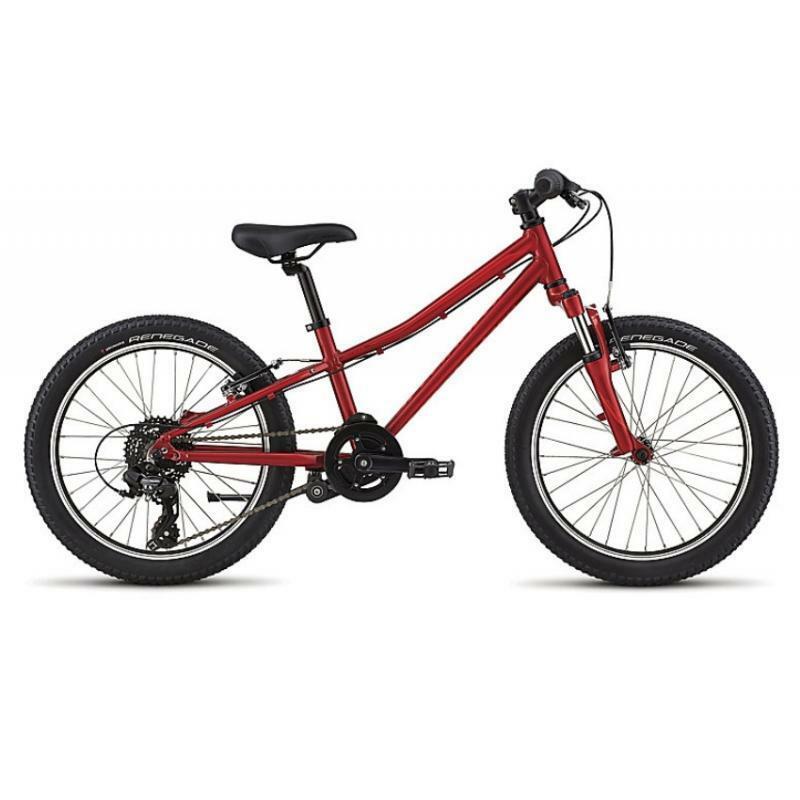 specialized specialized bici bambino hotrock rosso