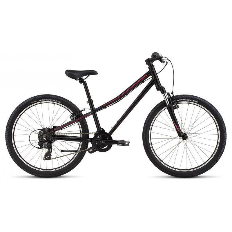 specialized specialized bici bambino hotrock nera 24