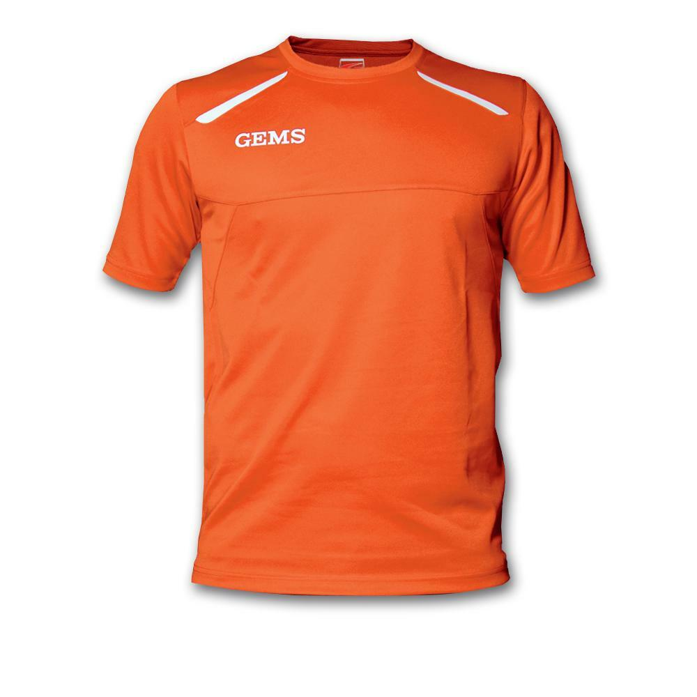 gems gems maglia sportiva sud carolina arancio