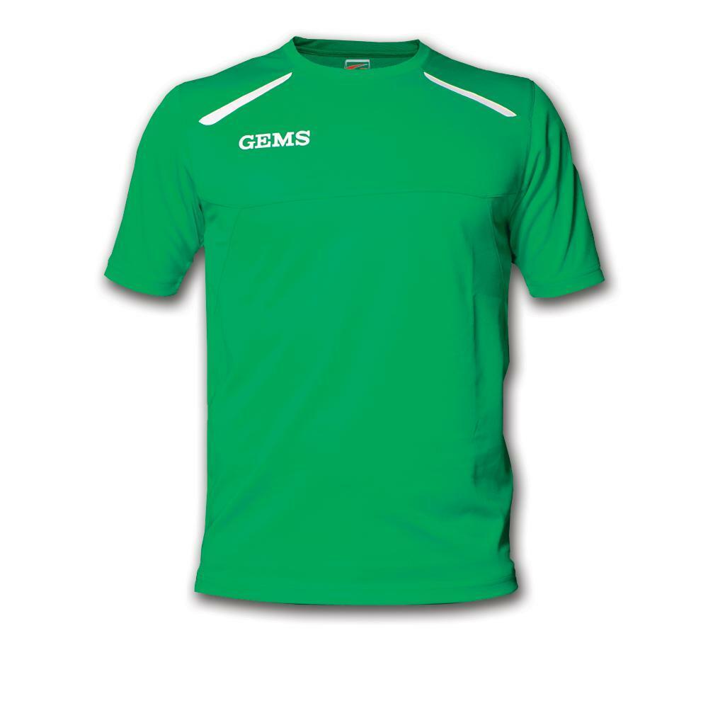 gems gems maglia sportiva sud carolina verde