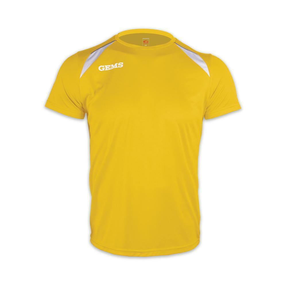 gems gems maglia pallavolo pegaso giallo