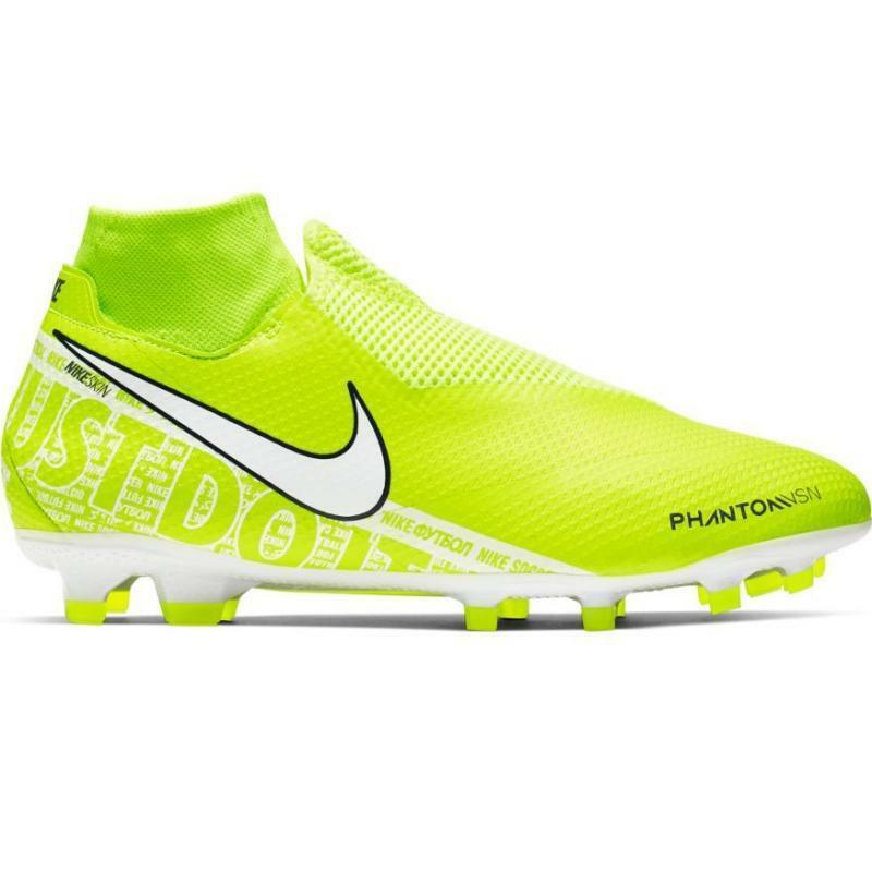 nike nike scarpa calcio phantom vision pro dynamic fit fg