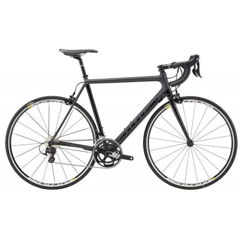 cannondale cannondale bici strada supersix evo 105 nero