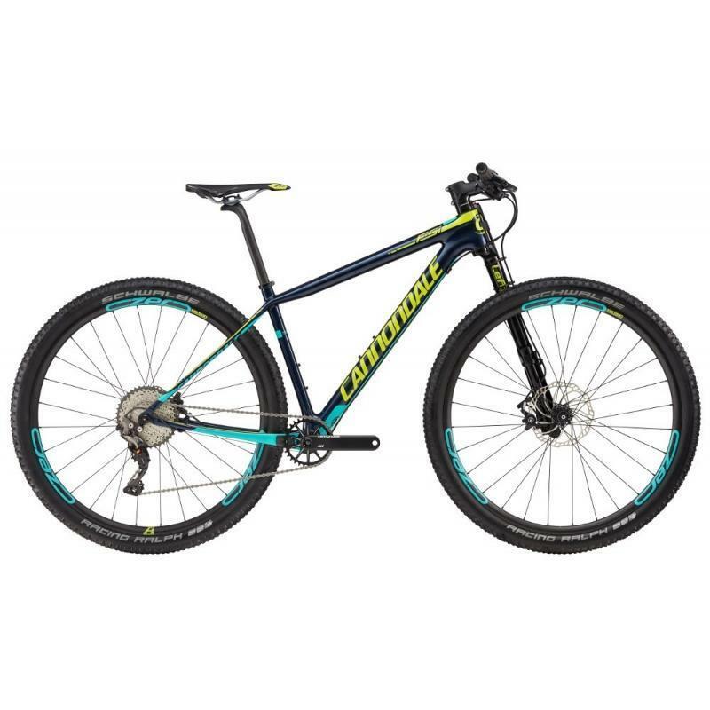 cannondale cannondale bici mtb f-si carbon 2