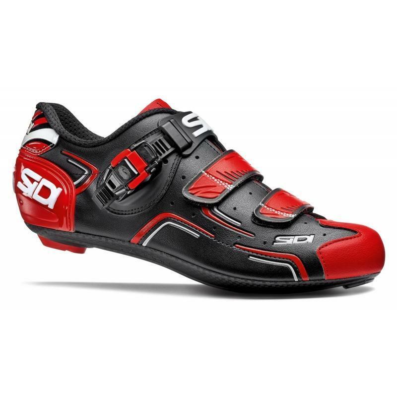sidi sidi scarpa level nero/rosso