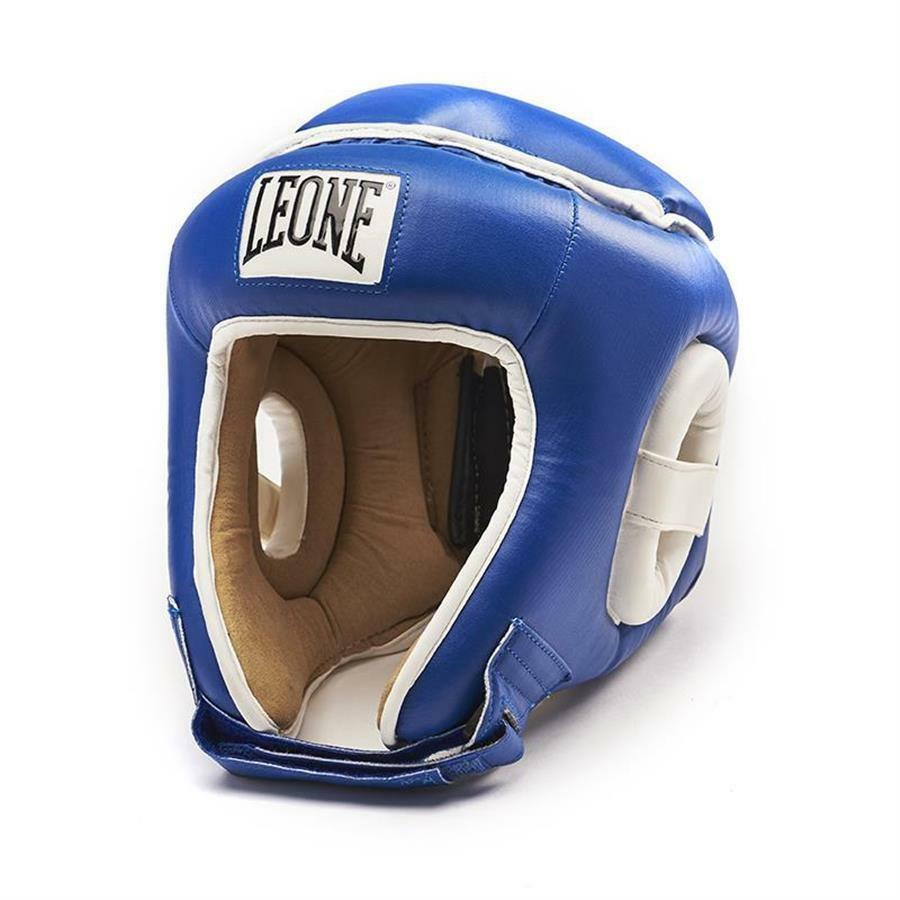 leone leone casco combat blu