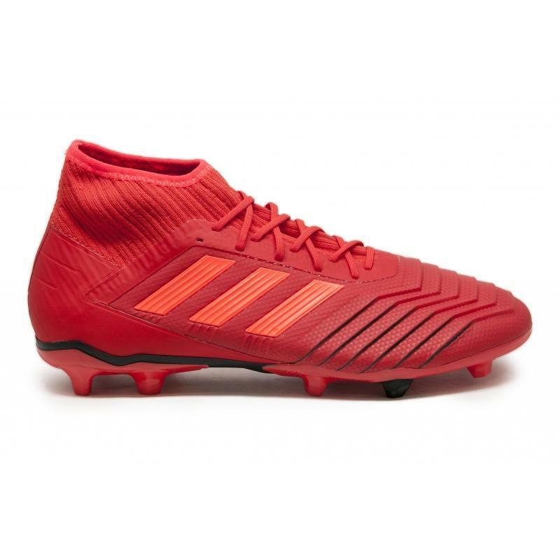 adidas adidas scarpa calcio predator 19.2 fg rosso