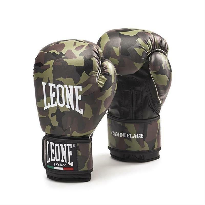 leone leone guanti boxe camo 16oz
