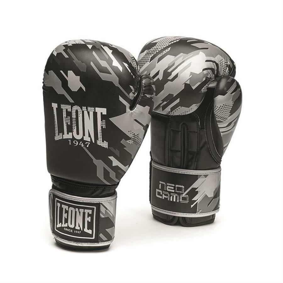 leone leone guantoni boxe neo camo grigio