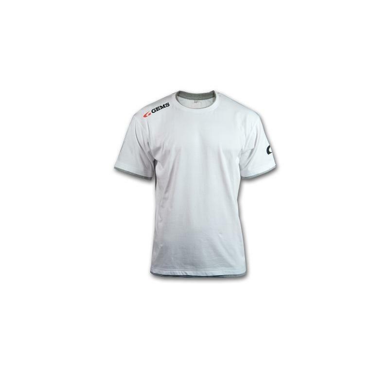 gems gems t-shirt egitto bianco