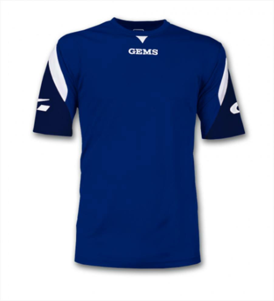 gems gems maglia sportiva boston azzurro