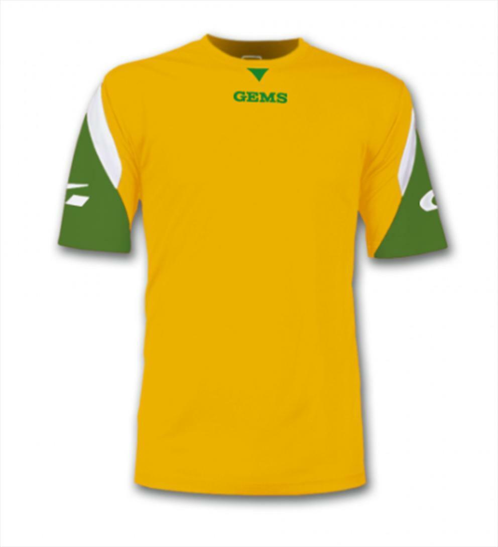 gems gems maglia sportiva boston giallo