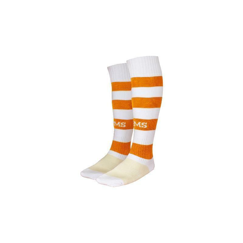 gems gems calza paraguay arancio/bianco