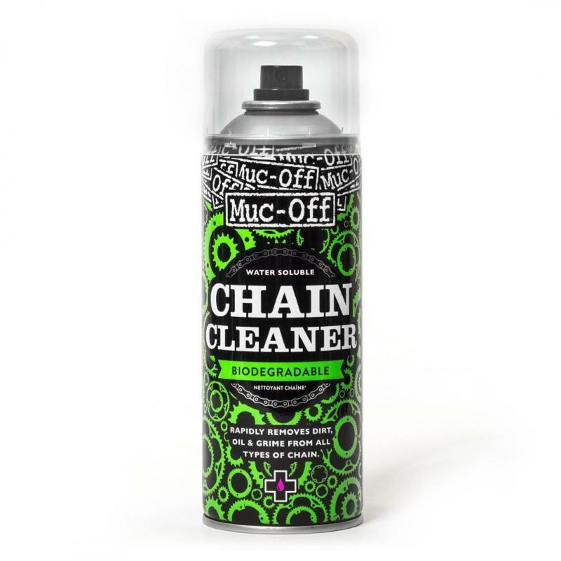 muc off detergente chain spray 400ml