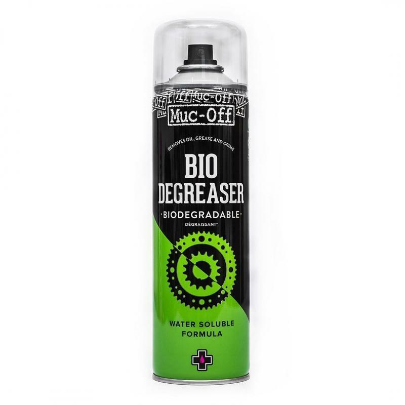 muc-off muc-off detergente catena degrease spray 500ml