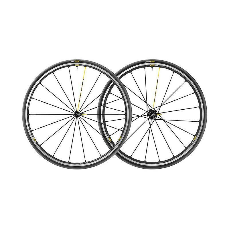 mavic mavic ruote bici ksyrium pro ust
