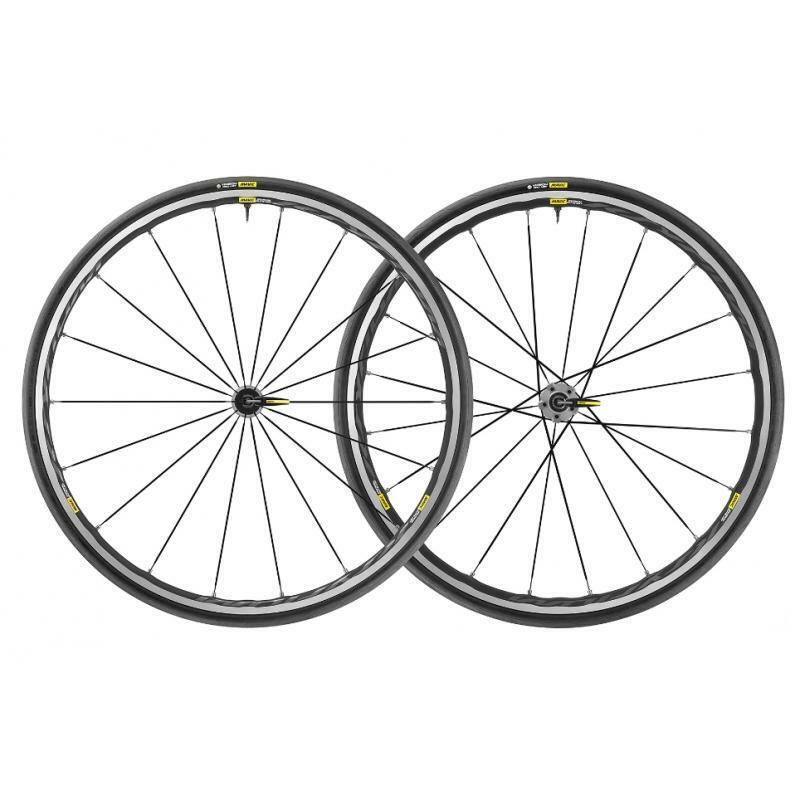 mavic mavic ruote bici ksyrium elite ust pr