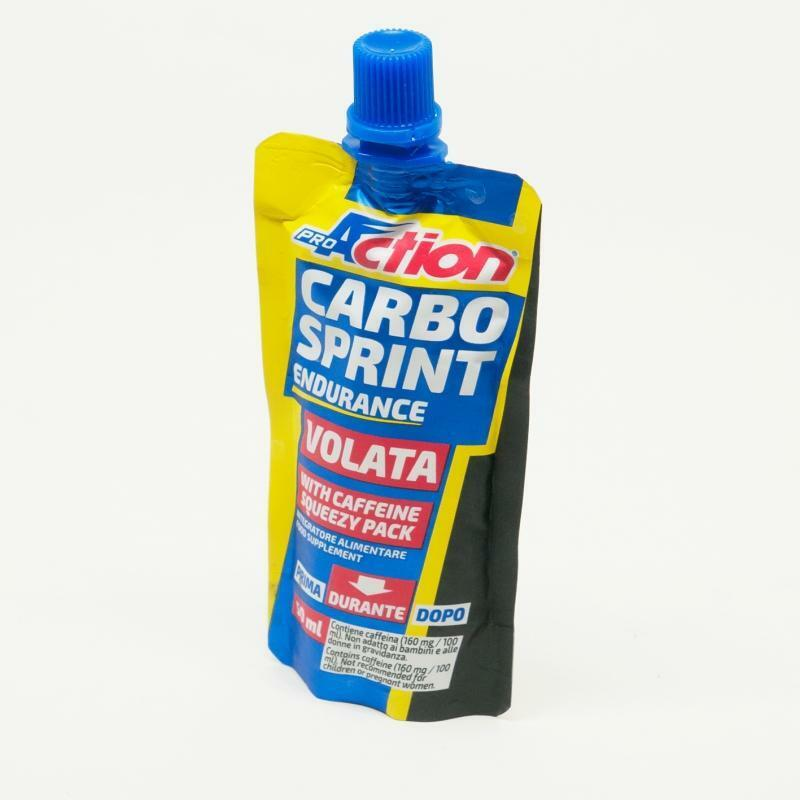 pro action pro action integratore carbo sprint volata