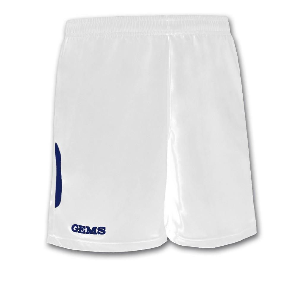 gems gems pantaloncino missouri bianco