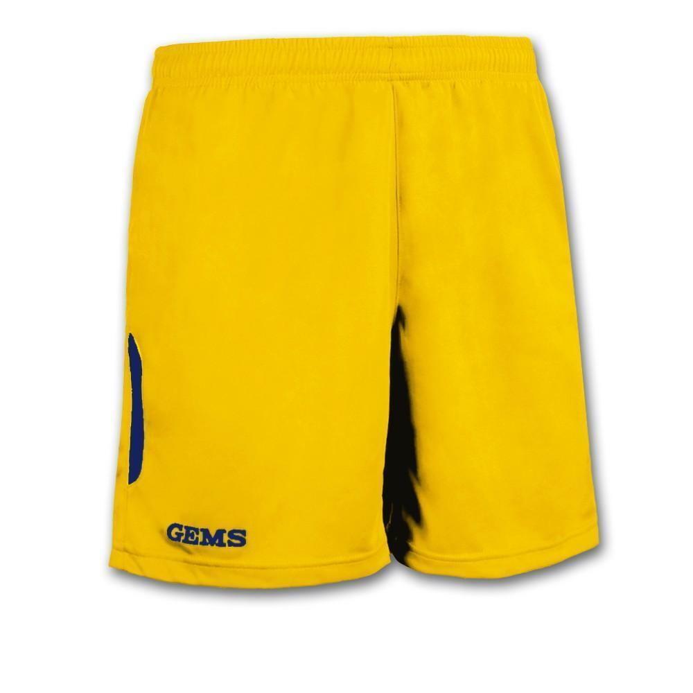 gems gems pantaloncino missouri giallo