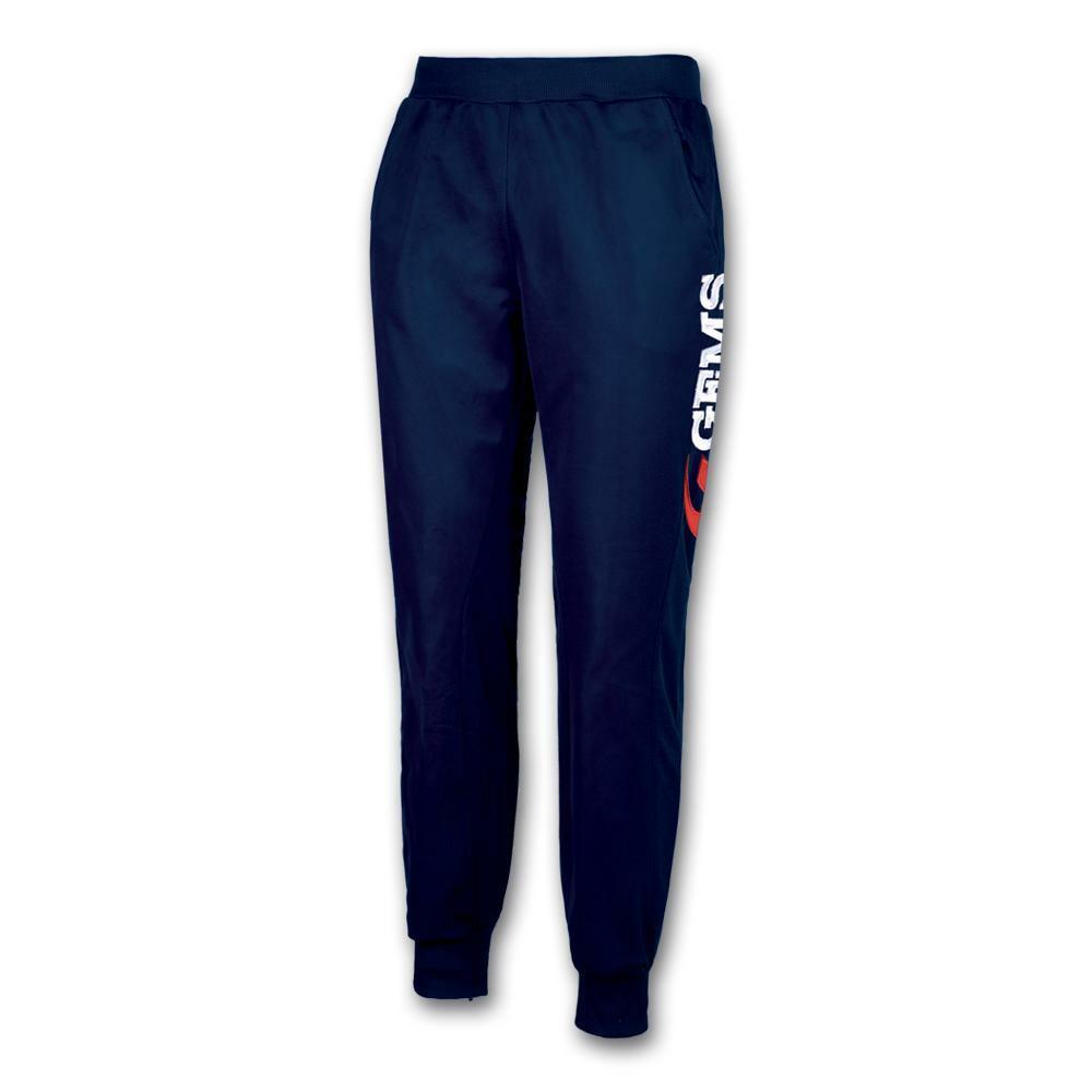 gems gems pantalone tuta cipro blu