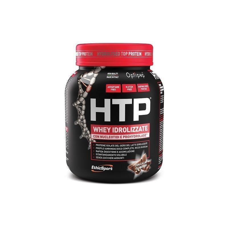ethic sport ethicsport proteine idrolizzate whey htp vaniglia