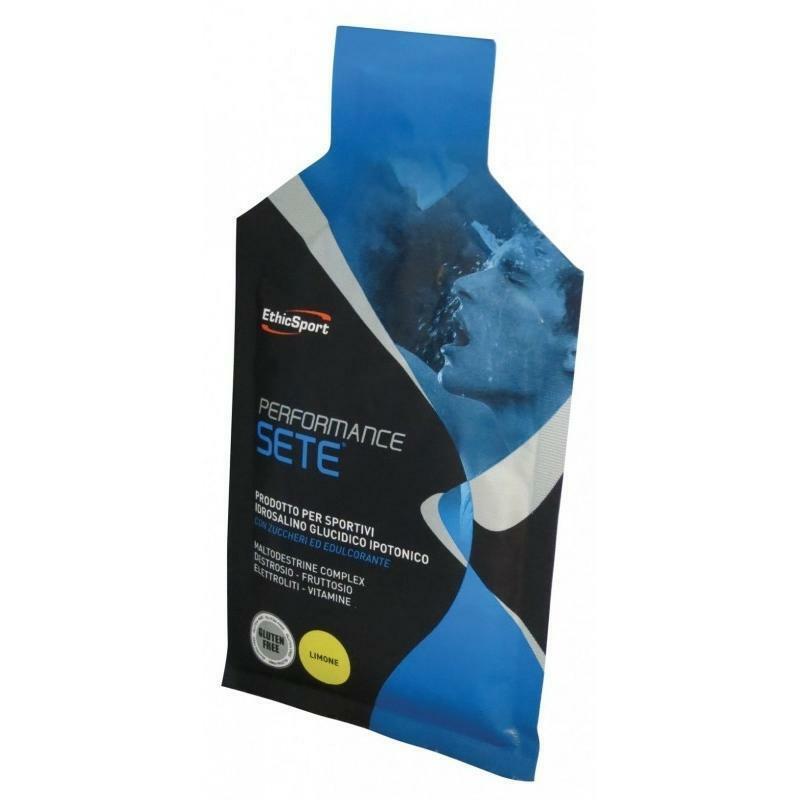 ethic sport ethicsport energizzante polvere performance sete 22 g