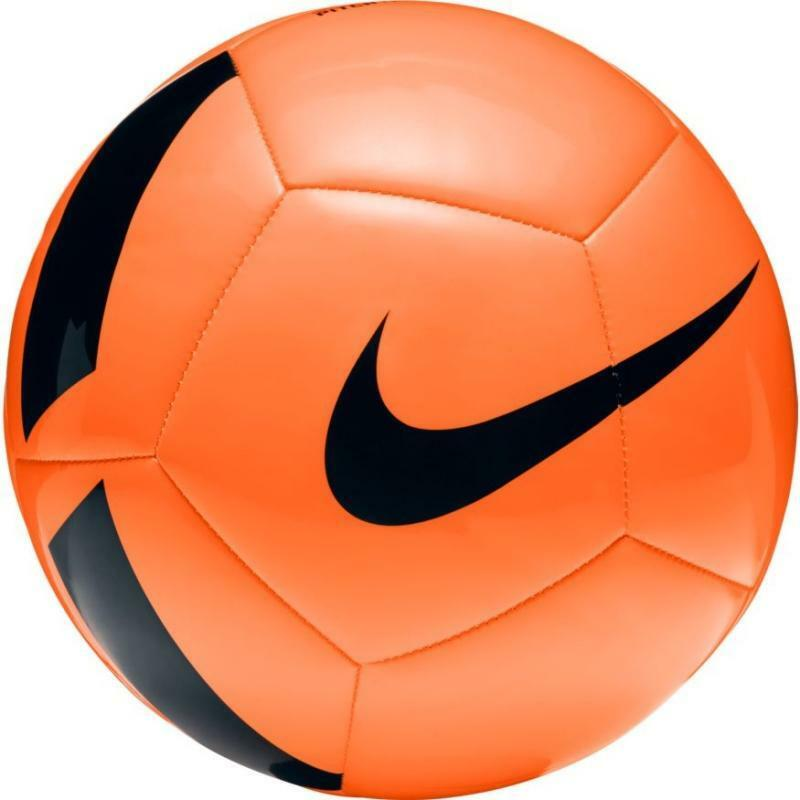 nike nike pallone pitch team arancio