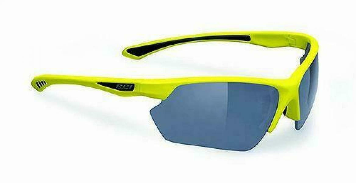 rudyproject rudyproject rpj occhiale spring giallo fluo/nero
