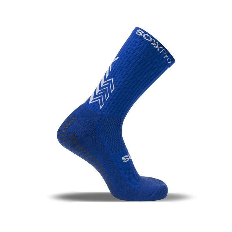 soxpro soxpro calza grip azzurro