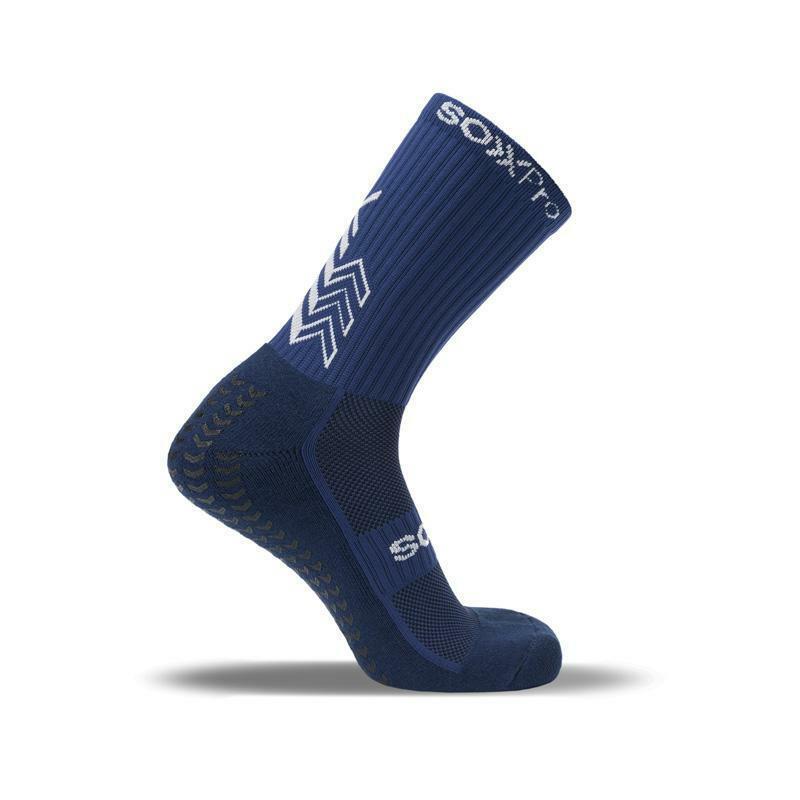 soxpro soxpro calza grip blu