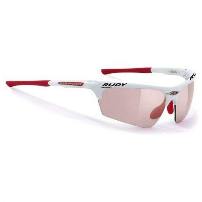 rudyproject rudyproject occhiale noyz racing white gloss imp-x2 red