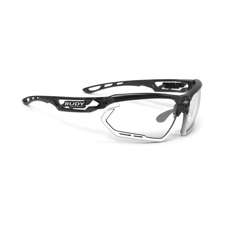 rudyproject rudyproject rudy project occhiale fotonik crystal graphite