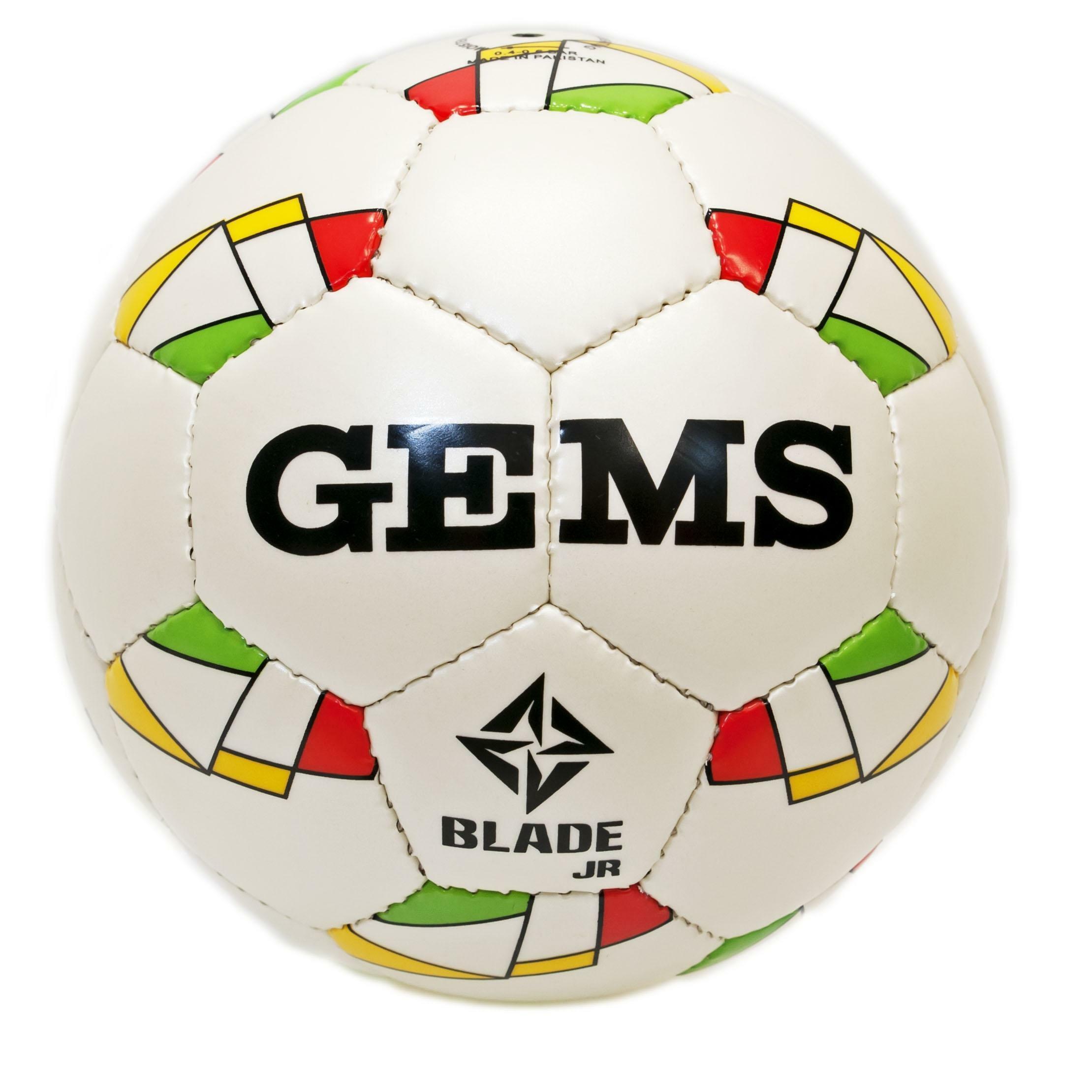 gems gems pallone calcio a 5 blade jr
