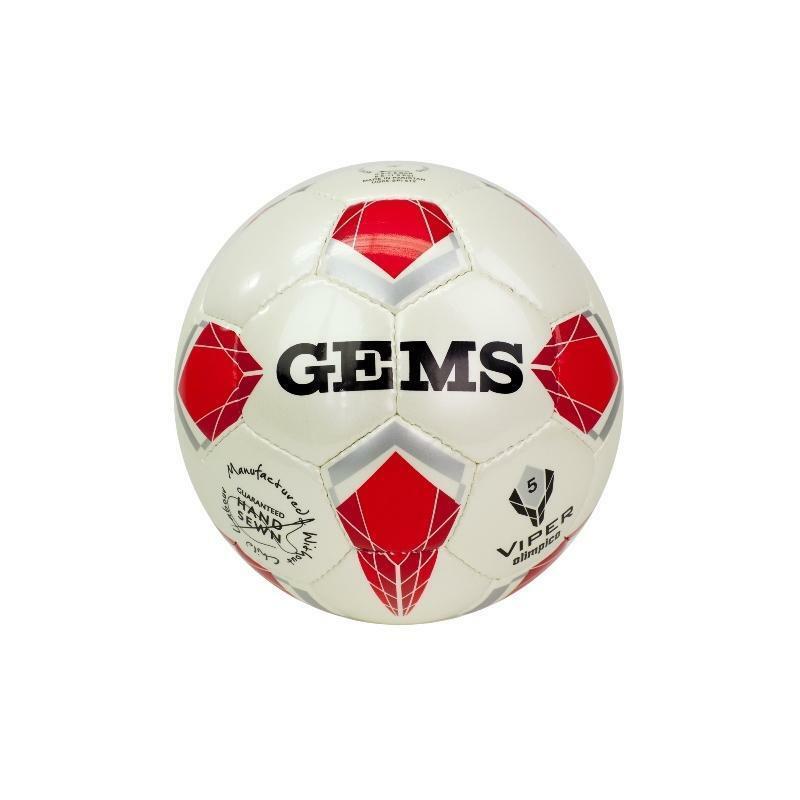 gems gems pallone viper olimpico rosso