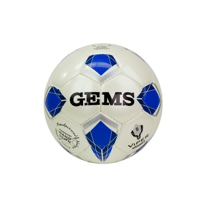 gems gems pallone viper olimpico '16 azzurro