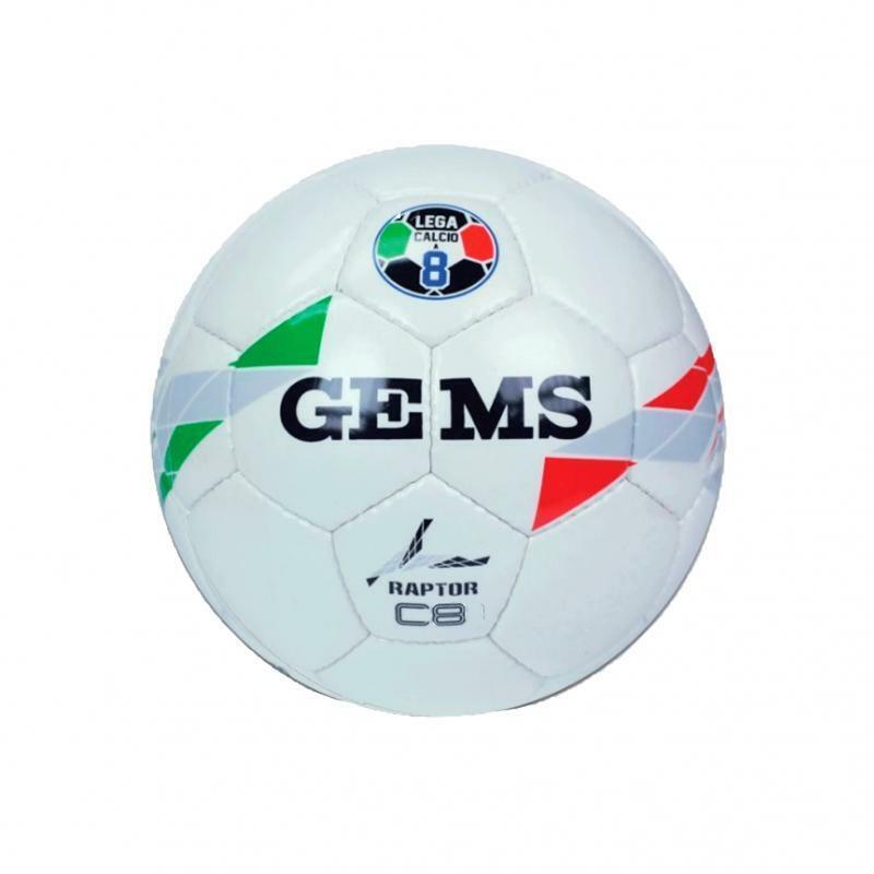 gems gems pallone calciotto raptor c8