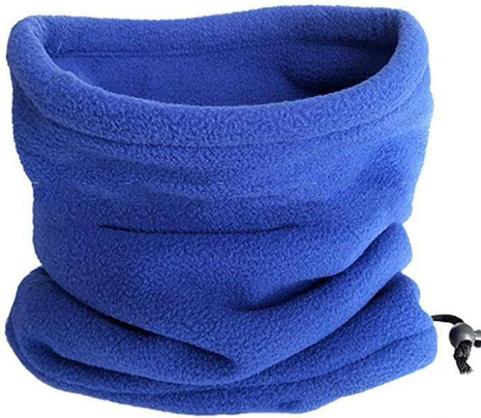innova scaldacollo pile nobrand azzurro