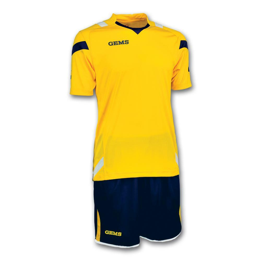 gems gems kit calcio philadelphia giallo/blu