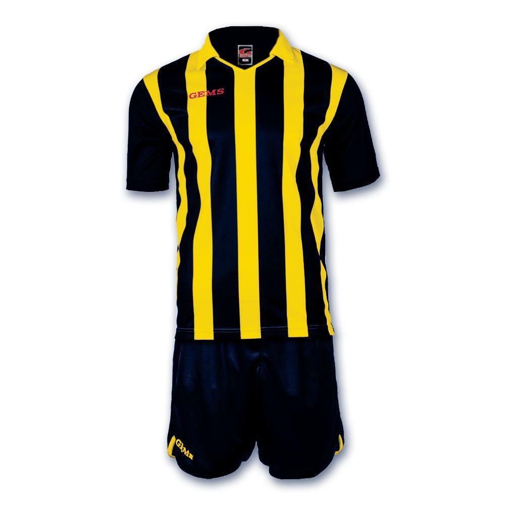 gems gems kit calcio detroit giallo/blu