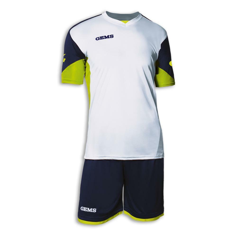 gems gems kit calcio seattle bianco